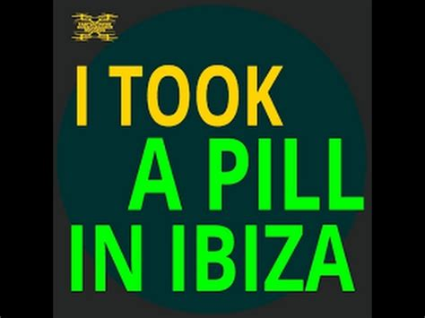 i took a pill in ibiza seeb remix mike posner mike posner i took a pill in ibiza seeb remix youtube