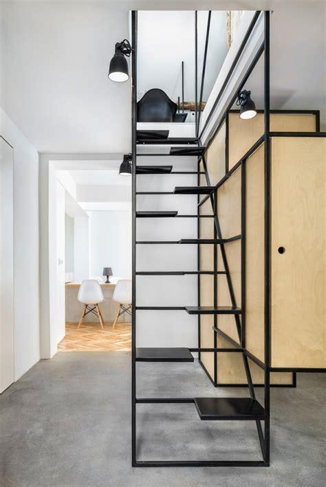 escalera interior escaleras de interior modernas 40 ideas para elevar el