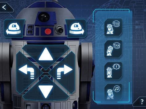 wars app android hasbro s controller app for the best r2 d2 is here even though the isn t