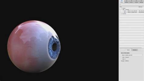 zbrush eyeball tutorial sculpting a realistic eye in zbrush