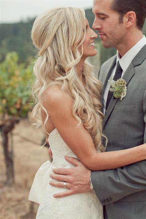 hairstyles up front down back wedding nail designs bridal hair 2022684 weddbook