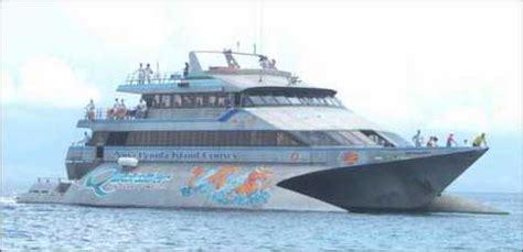 quicksilver fast boat quicksilver cruise pulau nusa pennida wisata cruise bali
