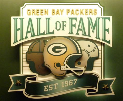 green bay packers l green bay packers of fame