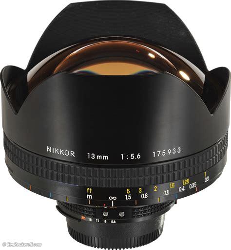 nikon 13mm f 5 6