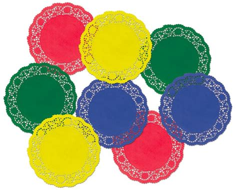 colored paper doilies bulk buy of colored paper doilies nuptial decor and