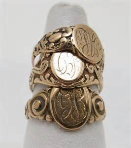 Monogrammed Locket Signetringe Ewensir Kostume Tibeh 248 R M 230 Nd Pinterest Beautiful