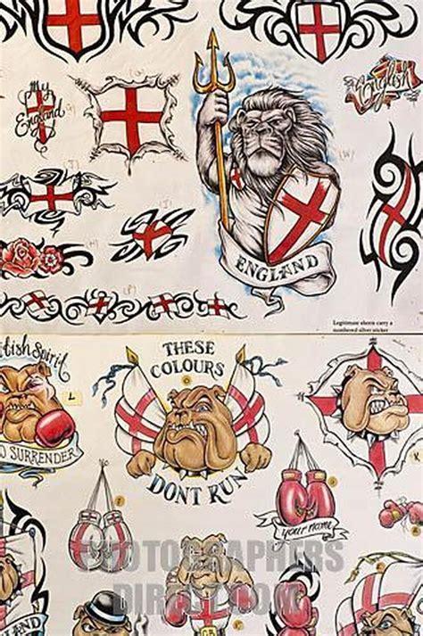 english flag tattoos designs flag designs tattoos book