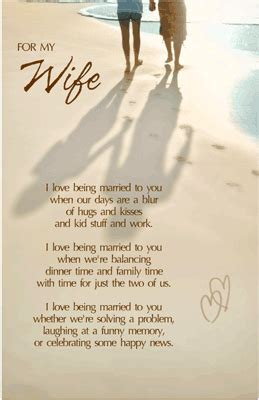printable anniversary cards for wife i love being married to you greeting card anniversary