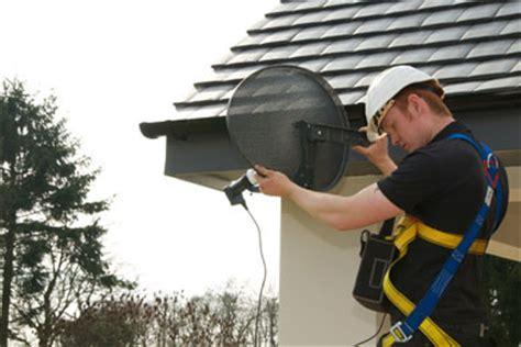 satellite dish installation local expert dish installers