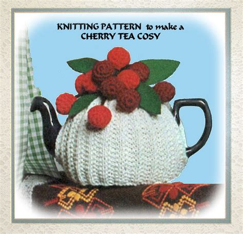how to knit a tea cosy for beginners instant pdf easy beginners knitting pattern