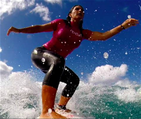 extreme recess: surfing with congresswoman tulsi gabbard