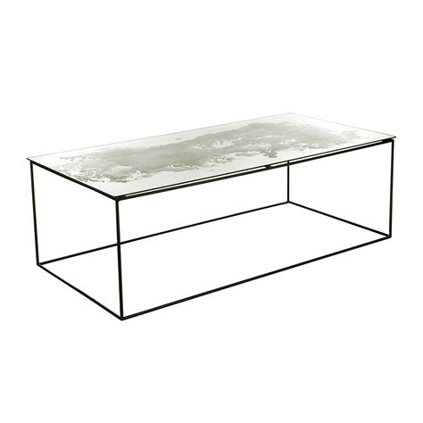 Buy A By Amara Iridescent Glass Coffee Table Amara Glass Coffee Table