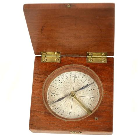 pocket compass sale small pocket compass for sale at 1stdibs