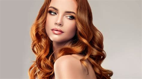 what color is auburn how to get a sun kissed auburn hair color l or 233 al