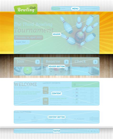 drupal module template bowling drupal template new screenshots modules