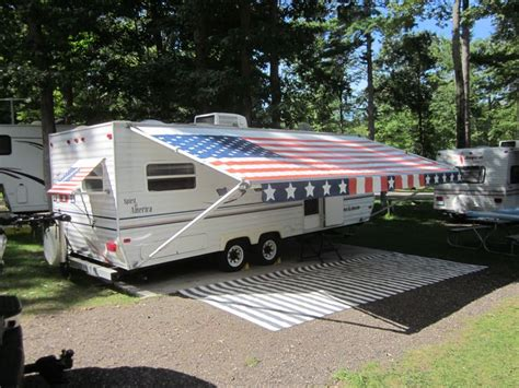 rv awning shades 45 best custom rv awnings images on pinterest