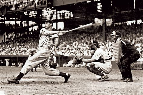 swing swing swing 1941 the great streak by the great dimaggio time out