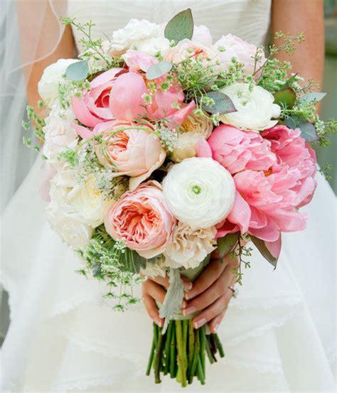 Peony Wedding Flower Arrangements - peony wedding bouquets amp centerpieces mywedding