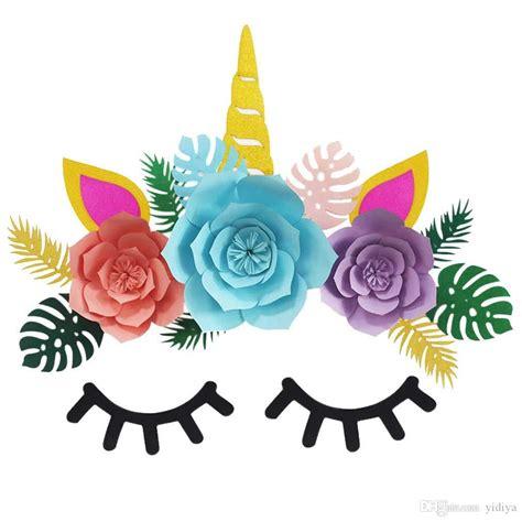 Unicorn Eye Stickers
