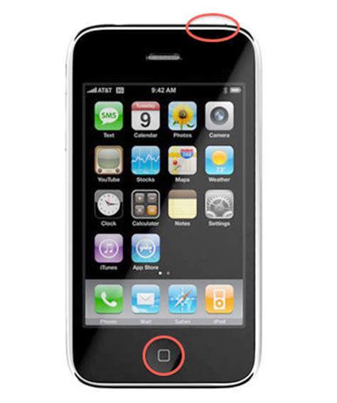 iphone 3gs reset knopf iphone iphone reset