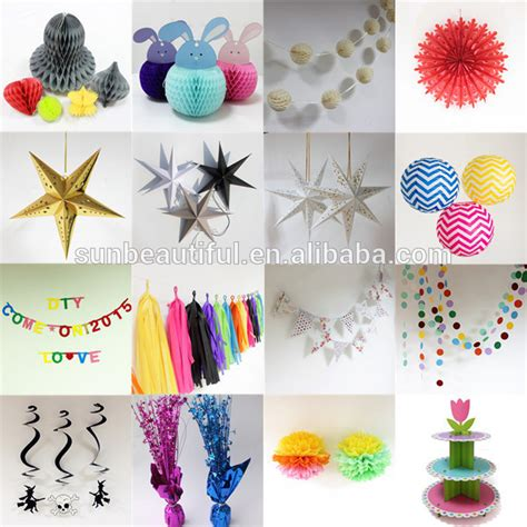 Handmade Birthday Decorations Ideas - paper honeycomb arts and crafts for as birthday