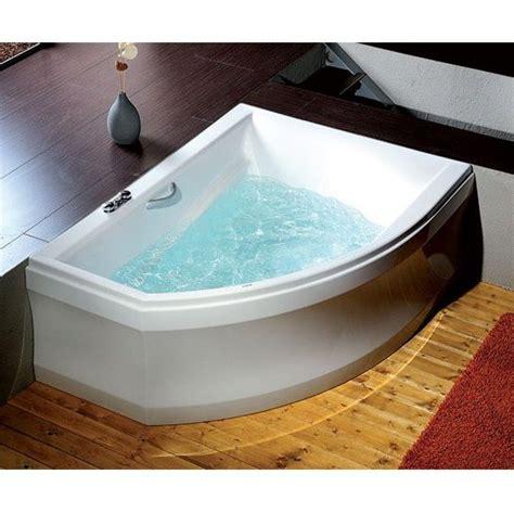 vasche idromassaggio angolari misure vasca idromassaggio angolare asimmetrica