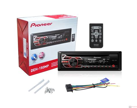 car stereo pioneer deh 150mp wiring diagram car get free