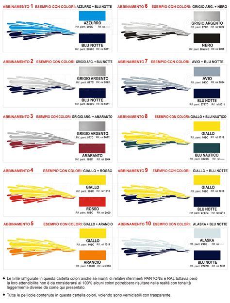 colori tavola idee di tavola dei colori per pareti image gallery