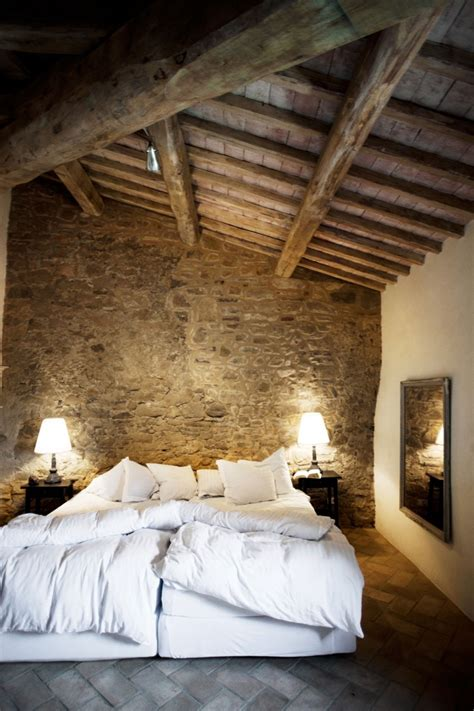 rustic attic bedroom casa bramasole yet another stunning umbrian villa