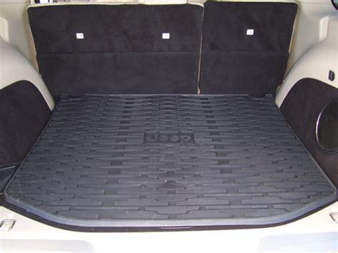 Jeep Grand Cargo Mat by Jeep Grand Cargo Liner Mopar Part 82212085