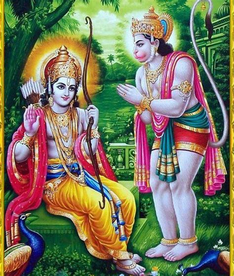 ram story in ramayana story hanuman s snapping of fingers for yawning