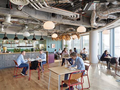 Retail Space Floor Plan wework spitalfields london by john robertson architects