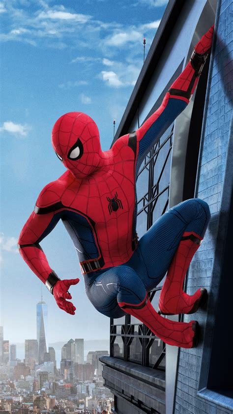 imagenes para pc spiderman spider man homecoming wallpapers hd wallpapers id 20087