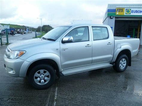 Used Toyota Hilux Scotland Used Toyota Hilux For Sale Autotrader New Zealand 2016