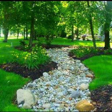 stream bed 17 best images about dry creek beds on pinterest gardens stream bed and sloped backyard