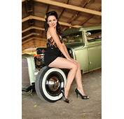 Pin Up These Cars 23 Pictures &187 500 PinUp Girl Dinah