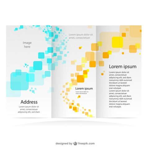 brochure vector layout free 30 free brochure vector design templates designmaz