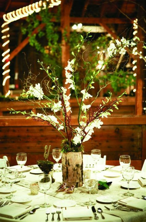 Enchanted forest centerpiece   Wedding   Enchanted forest
