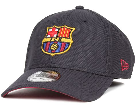 Hat Cap Barcelona fc barcelona league navy 39thirty new era