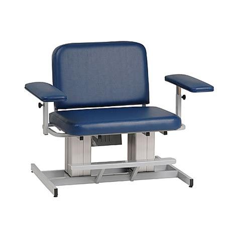 Custom Comfort Medtek Blood Draw Chair Blood Donor Beds