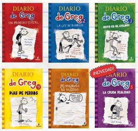 libro diario de greg 6 myfamousthink libros el diario de greg