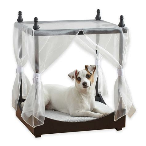 beds for small dogs dog bed with canopy nana s workshop