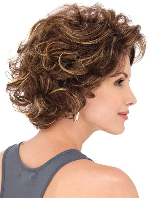 short permed curly structured hair styles for over women over 60 25 best ideas about short curly haircuts on pinterest
