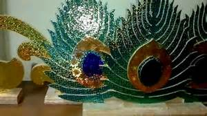 peacock decoration ideas for ganpati decorating of party natural peacock feather for home decoration buy peacock