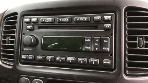 Replace Aux Port In Car by 2005 Ford Escape Aux Input Location Upcomingcarshq