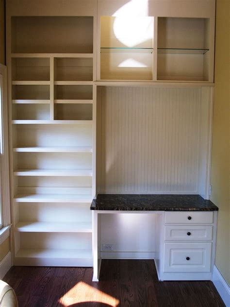desk built into closet neat idea for the kids rooms closet transformation or
