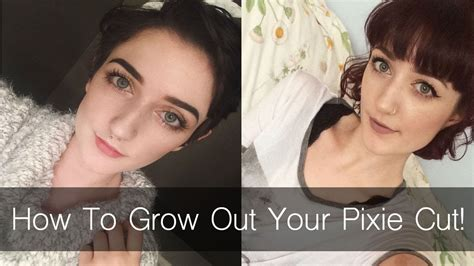 5 tricks to growing out a pixie cut stylecaster how to grow out your pixie cut tips and tricks youtube