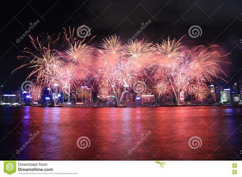 new year 2016 fireworks hong kong time hong kong new year fireworks display 2016