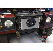 Defender Air Conditioning Kit  Auto Express