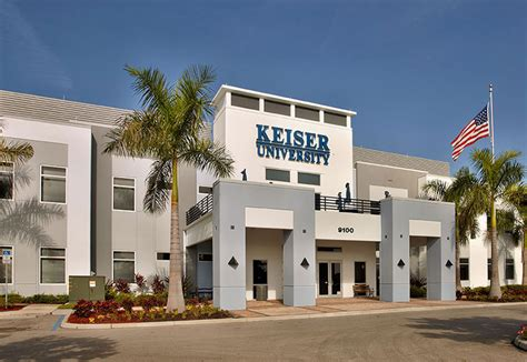 Jacksonville State Mba Tuition by Fort Myers Cus Keiser